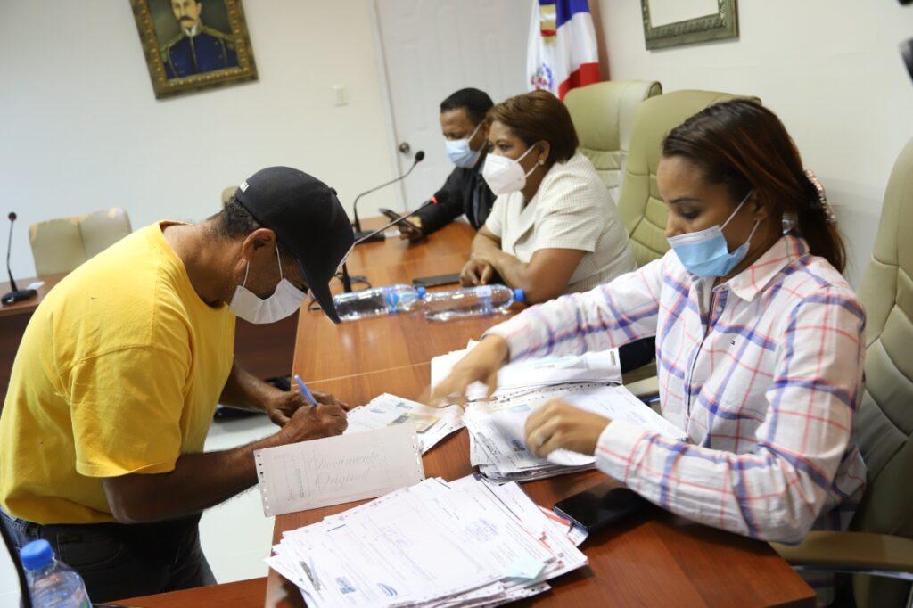 ASDN paga RD$1 millón 360 mil en prestaciones laborales